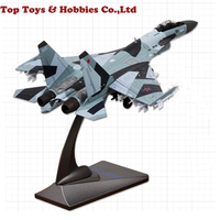 2kg 35cm kids toys 1:72 1/72 Su35 aircraft fighter Su 35 Russia airplane Alloy Engine visibility Toy Air Force Model Collection