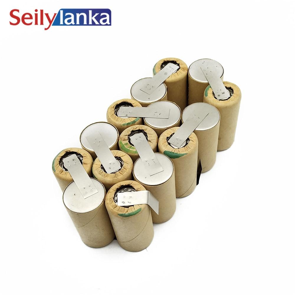 3000mAh para Ryobi 18V Ni MH Paquete de batería de CD BS 1817 BS 1820 LGB 1817 BS1817 BS1820 LGB1817 para instalación-in Baterías recargables from Productos electrónicos    1