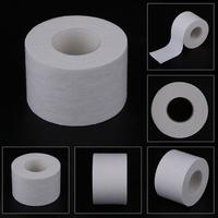 6 Roll Set Elastic Cotton Roll Protection Tapes White Zinc Oxide White Waterproof Medical Sports Tape