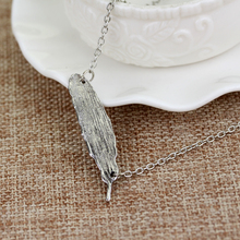 Harry Potter Hogwarts Pendant – Hogwarts Feather Necklace