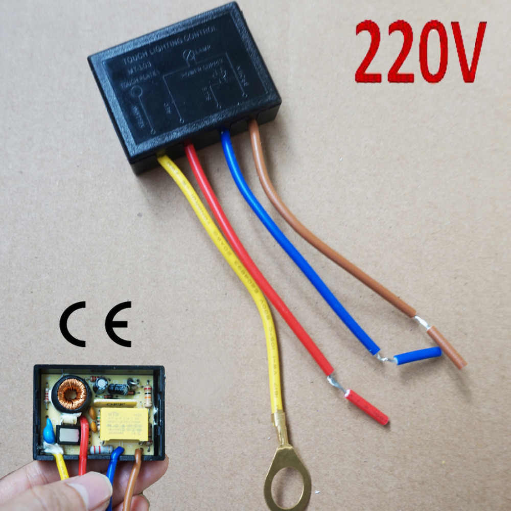 Outstanding Detail Feedback Questions About 220V Touch Light Lamp Dimmer Switch Wiring Cloud Hisonuggs Outletorg