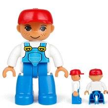 Action Figure Blocks for Kids