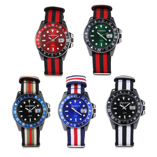 Special Design Men's Watch Different Colors 2