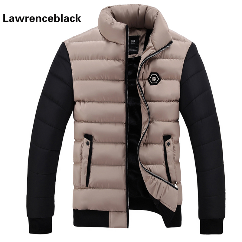 Winter Jacket Men Padded Thick Warm Causal Parkas Male Outerwear Windbreak Jackets Wadded Coats Brand Clothing Plus Szie 4XL 635 2016 hot sale brand new winter outdoors jacket men wadded coats fashion outerwear casual jackets jackets