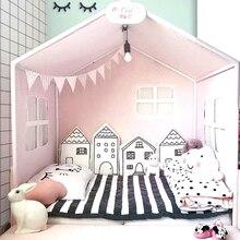 4 шт./лот Комбинации дом ребенка накладка на перила кроватки удобные защиты кроватка для новорожденного вокруг подушки Детские бамперы в кроватку