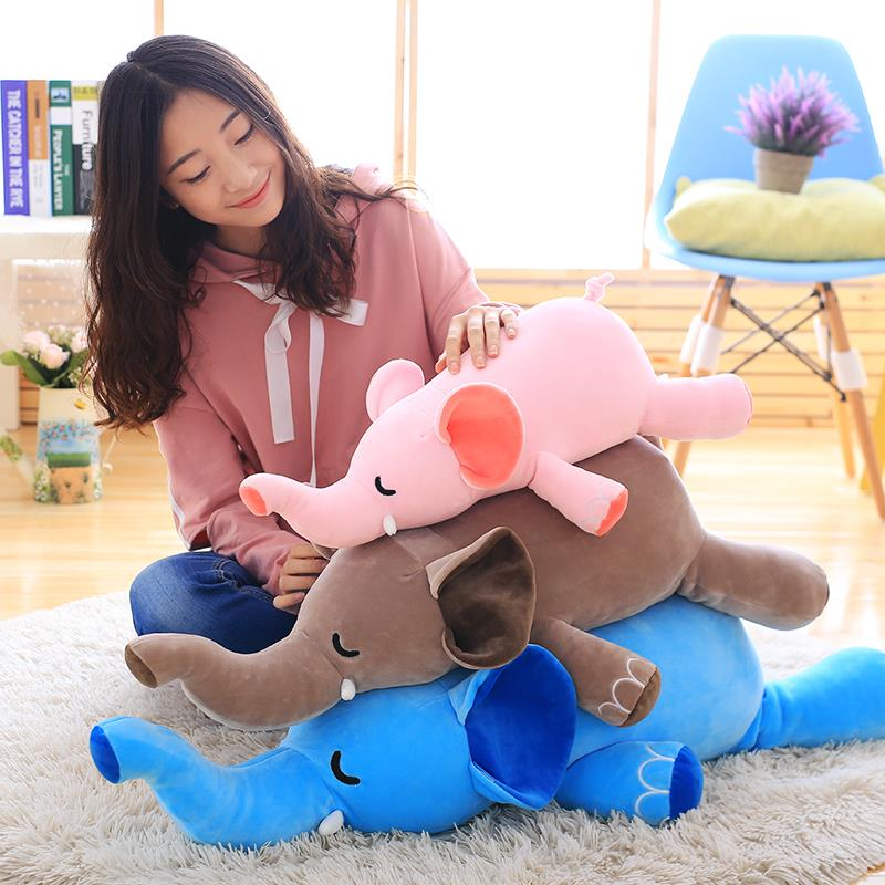 Candice guo plush toy stuffed doll cartoon animal elephant sofa sleeping rest pillow cushion birthday present christmas gift 1pc hearing quality mini adjustable tone in ear hearing aids sound amplifier for hearing impaired drop shipping s 212