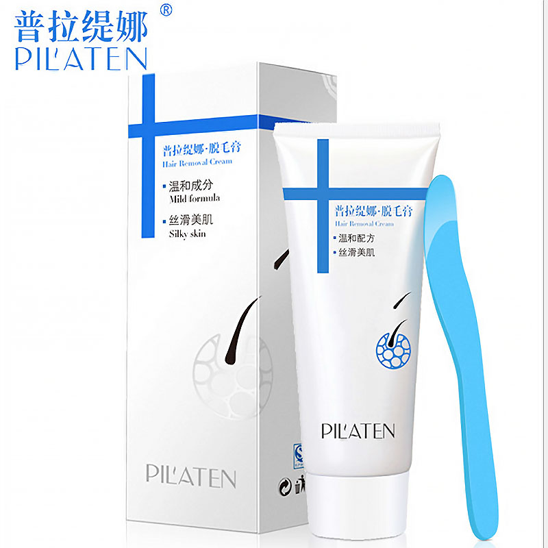 PILATEN Hair Removal Cream Depilatory Cream Painless ...