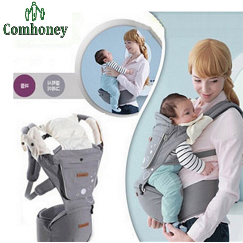 Imama Ergonomic Backpack Carrier For Baby Care Infant Hipseat Baby Carrier Toddler Sling Kangaroo Baby Suspenders For Newborn baby hipseat four seasons breathable baby shoulder carrier cotton baby carrier infant backpack for kids toddler sling md bd08