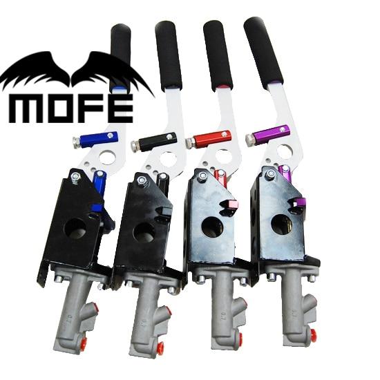 SPECIAL OFFER Aluminum Lockable Hydraulic Handbrake Universal Hand Brake Purple Red Black Blue