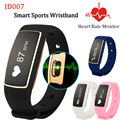 NEW Sports Smart Band ID007 BT Smart Bracelet Smart Wristband Sports Fitness Tracker Heart Rate Monitor For Android&IOS PK ID107