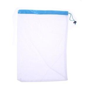 Image 1 - 1Pcs/3Pcs/5Pcs Shopping Bags Eco friendly Reusable Shopper Bag Recycle Shopping Bags String Storage Grocery Bag Food