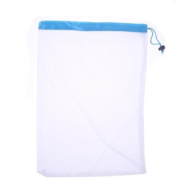 1Pcs/3Pcs/5Pcs Shopping Bags Eco friendly Reusable Shopper Bag Recycle Shopping Bags String Storage Grocery Bag Food