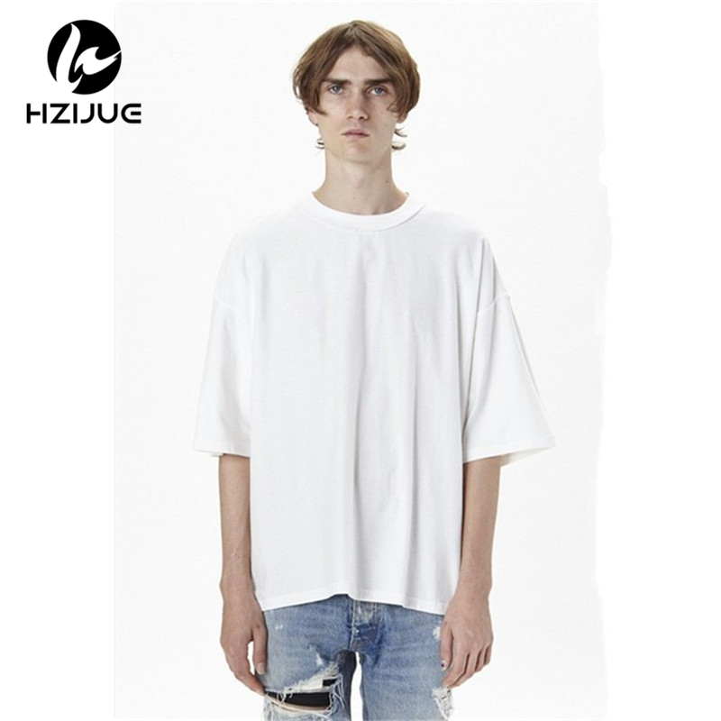 Hzijue man streetwear justin bieber tshirts urban clothing for Urban streetwear t shirts