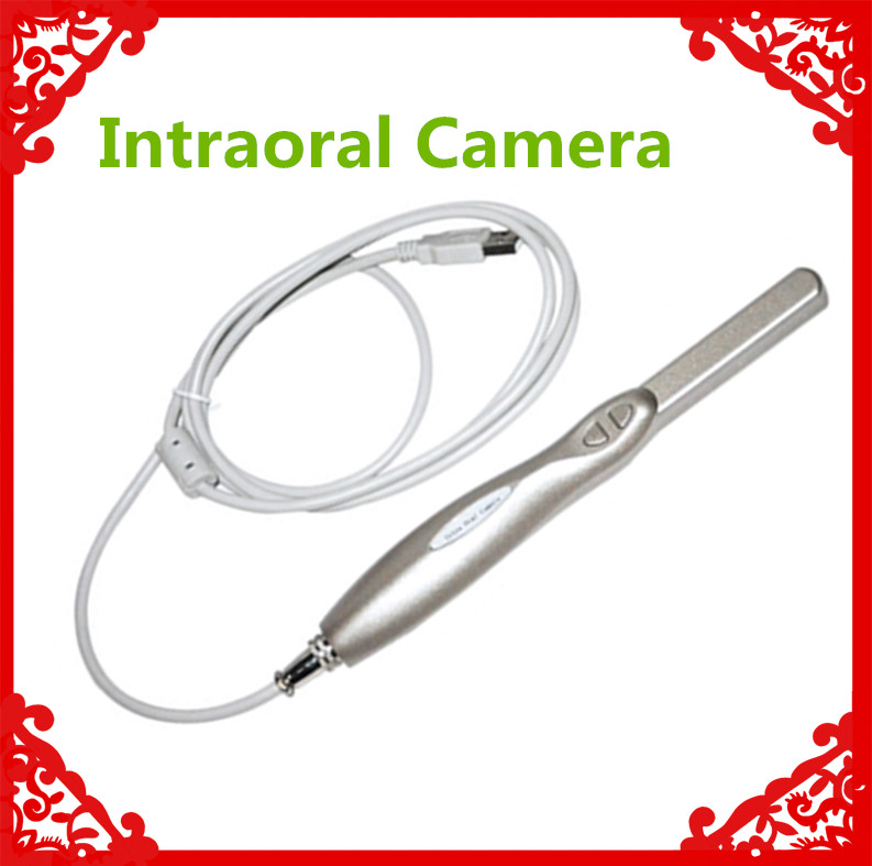 ФОТО 2017 Free Shipping Dental Intraoral Camera USB 2.0 Dynamic 4 Mega Pixels 6-LED Intra Oral Camera