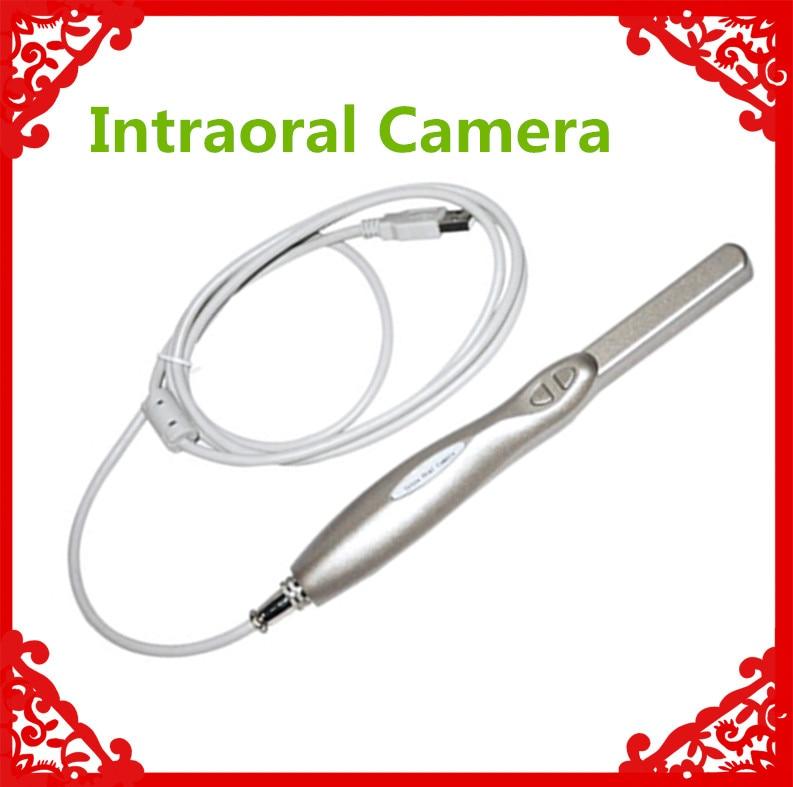2017 Free Shipping Dental Intraoral Camera USB 2.0 Dynamic 4 Mega Pixels 6-LED Intra Oral Camera недорого