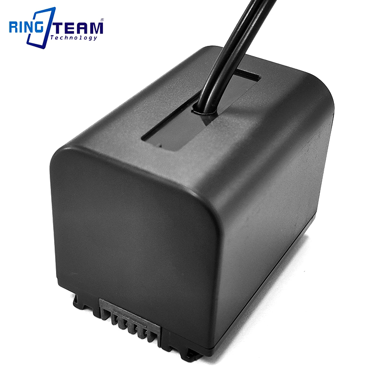 Camcorder batteria Accu con INFO CHIP PER Sony Handycam dcr-sx45e np-fv70