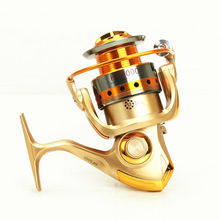2016 Metal Spinning Fishing Reel 12BB Fishing tackle Pesca Carrete Spinning Reel Feeder Carp Fishing Wheel HF1000-7000