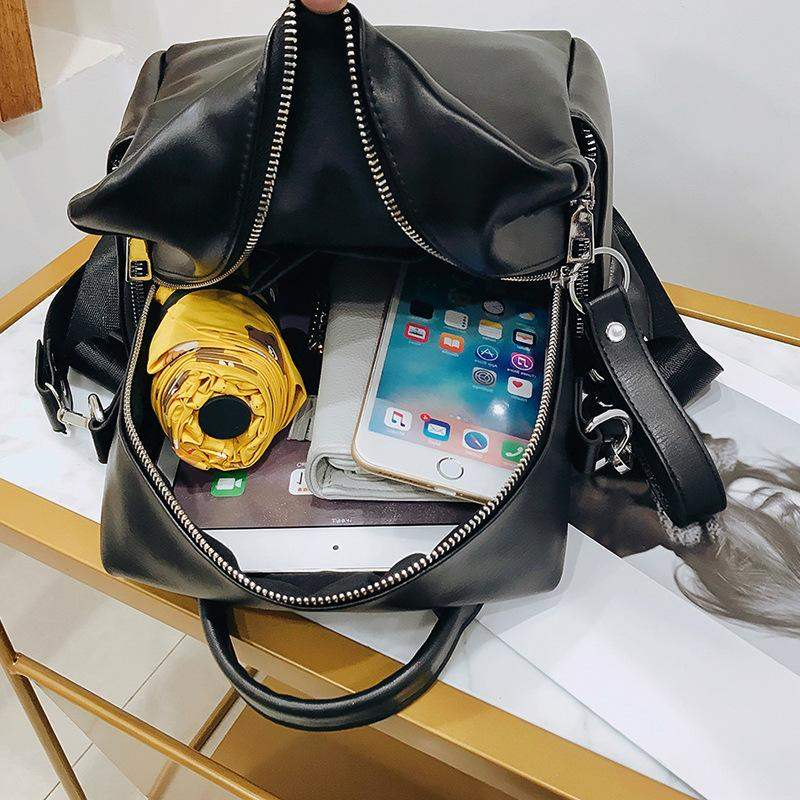 Women Backpack Female 2021 New Shoulder Bag Multi-purpose Casual Fashion Ladies Small Backpack Travel Bag For Girls Backpack