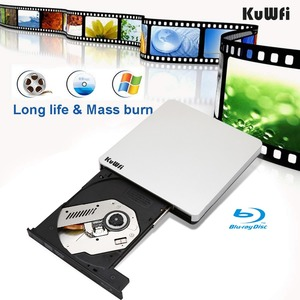 Image 5 - Mac 10 OS Window 7/8/XP/Linux 외장형 블루 레이 드라이브 USB 3.0 Bluray 버너 BD RE CD/DVD RW Writer 재생 3D 블루 레이 디스크
