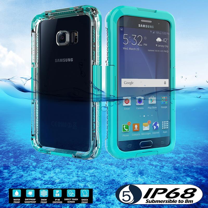 new concept f91b2 5a849 US $7.0 |Waterproof Case for Samsung Galaxy S6 Edge Plus Swimming Diving  Underwater Watertight Transparent Cover for Galaxy Note 5 on Aliexpress.com  | ...