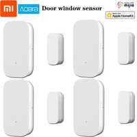 Xiaomi Aqara Zigbee Smart Home Kit Door Window Sensor Smart Remote Control Zigbee Wireless Connection Work With Mijia Aqara Hub