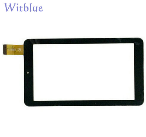 10PCS/lot 7 HK70DR2119 For Tricolor GS700 Touch Screen Digiziter FPC-TP070255(K71)-01 XC-PG0700-037 FPC Panel Glass Replacement hk 04 hk 14 touch screen om 23 touch screen