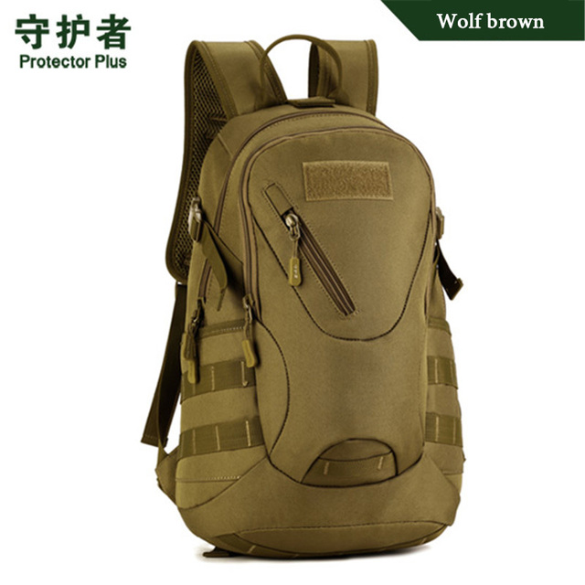 20 liters small backpack mini backpack Nylon high grade classic A primary school pupil's school bag  boy girl bag wear-resisting