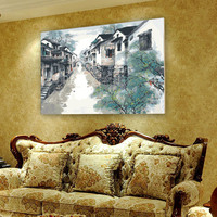 Rainbow Magic Cube Digital Oil Painting Diy Lovers Decoration Murals Digital Oil Painting Traditional Chinese Painting