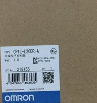 CP1L-L20DR-A PLC Module well tested working