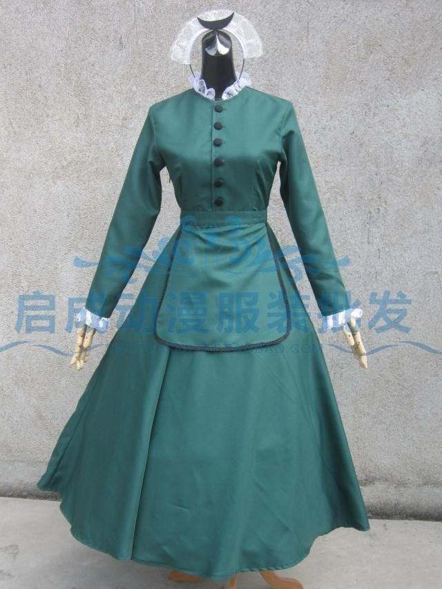 The Haunted Mansion Cast Cosplay Costume Halloween Cosplay