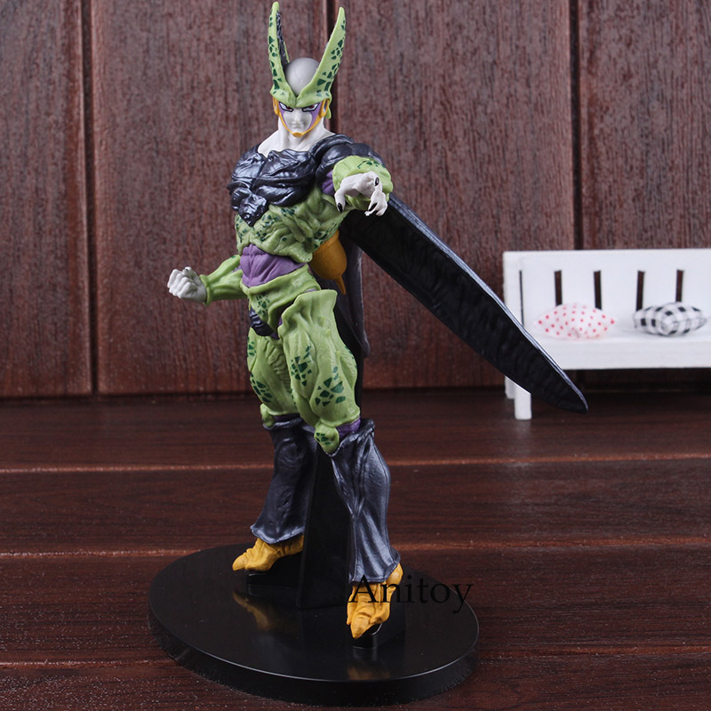 Dragon Ball Figure Dragon Ball Cell Action Figure World Figures Colosseum Toys Figurine Collectible Model Toy Gift 20cm
