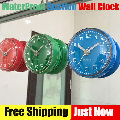 Popular bathroom wall clocksbuy cheap bathroom wall clocks lots Small Wall Clocks For Bathroom   laptoptablets us. Small Bathroom Clocks. Home Design Ideas