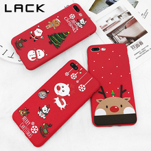 Santa Claus Case For iPhone 6, iPhone 7, iPhone 8, iPhone X