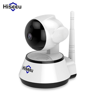 Home Security IP Camera Wireless Smart WiFi Camera WI-FI Audio Record Surveillance Baby Monitor HD Mini CCTV Camera Hiseeu 1080P Surveillance Cameras