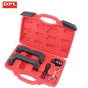 Image 2 - Kit doutils de verrouillage darbre à cames, pour VW/Audi V6 2.0/2.8/3.0T FSI outil dalignement darbre à cames T40133 T10172