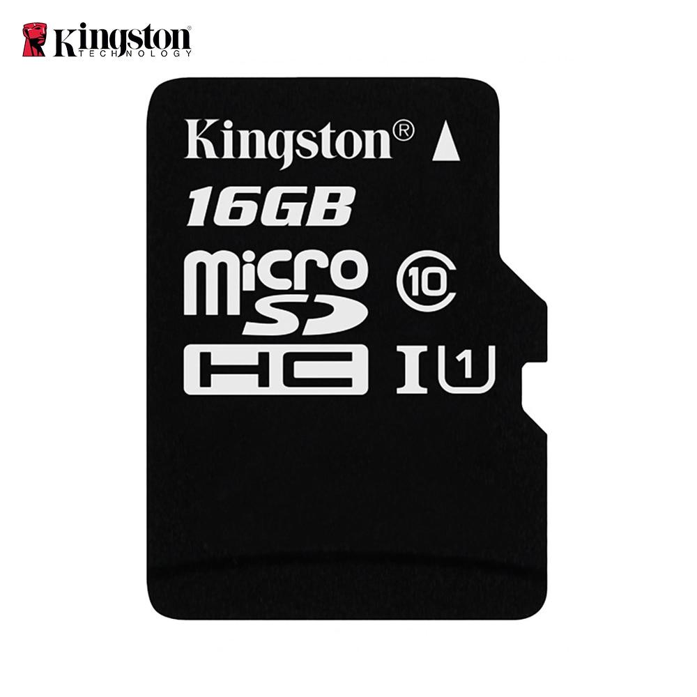 For Kingston Class 10 Micro SD 16GB