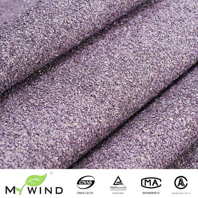 Preferred 2018 Sale Purple Silver Glitter Wallpaper Mica Wallpaper Little  AQ99