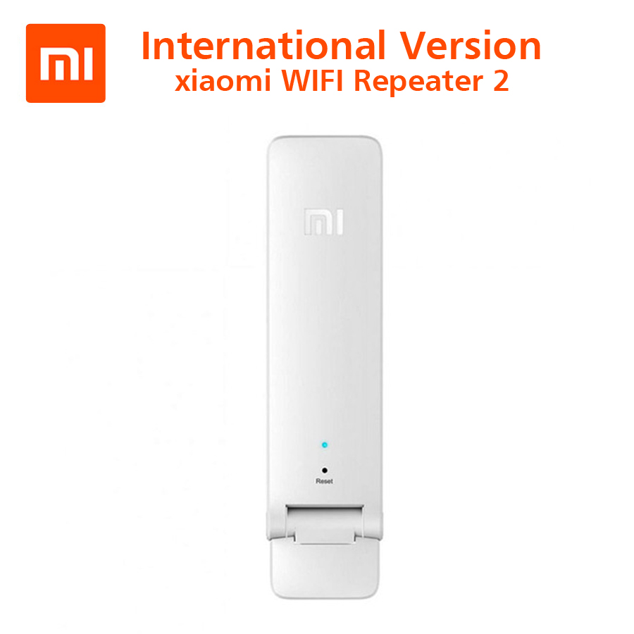 [International Version] Xiaomi WIFI Repeater 2 Amplifier Extender 2 Universal Repitidor Wi-Fi Extender 300Mbps 802.11n Wireless