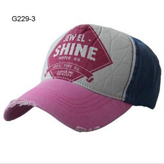 51d5b42d Wholesale 12pcs Mens Designer Distressed Baseball Cap NEW Fashion Spring  Autumn Cotton Hats Women Printed Frayed Ball Caps China