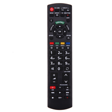 Remote Control Replacement for Panasonic LCD/LED/HDTV N2QAYB000487 N2QAJB000109, N2QAJB000161, N2QAJB00124 Remote Controller