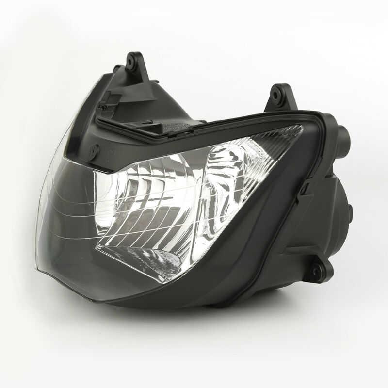 Мотоциклетная Передняя светильник для Honda CBR 929 900 RR CBR900RR CBR929RR 900RR 929RR 2000-2001 00 01 ясно головной светильник налобный фонарь