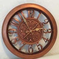 De pared relógios de parede saati relógio de parede digital do vintage horloge quartzo