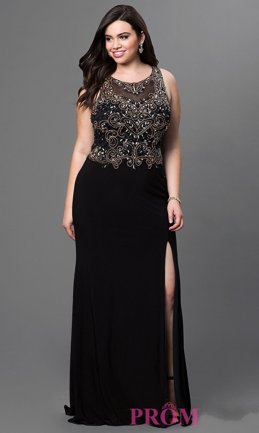 Popular Long Gown with Sleeves Plus Size-Buy Cheap Long Gown with ...