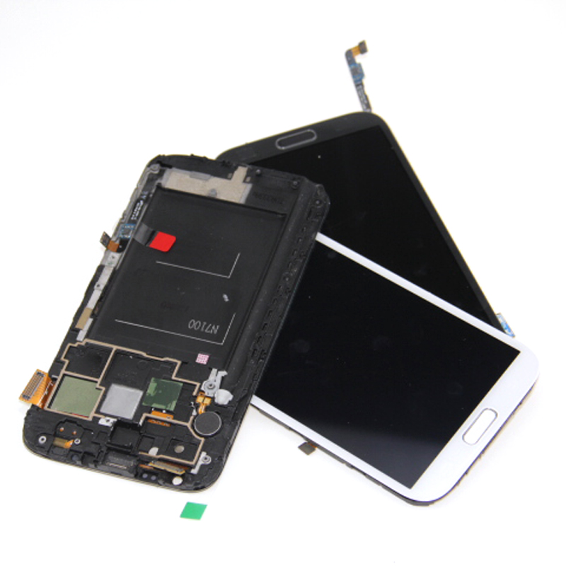 For-samsung-note2-N7100-lcd-29