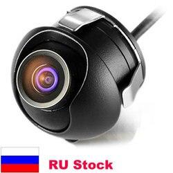 كاميرا CCD عالية الدقة للرؤية الليلية 360 درجة للسيارة كاميرا الرؤية الخلفية كاميرا أمامية عرض الجانب الأمامي عكس الكاميرا الاحتياطية