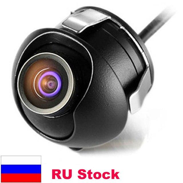 Заводская Акция CCD HD ночное видение 360 градусов для автомобиля заднего вида Камера фронтальная камера вид спереди сбоку реверсивная резервная камера