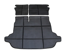 No Odor Special Car Trunk Mats For SubaruForester Waterproof Durable Leather Luggage Rugs
