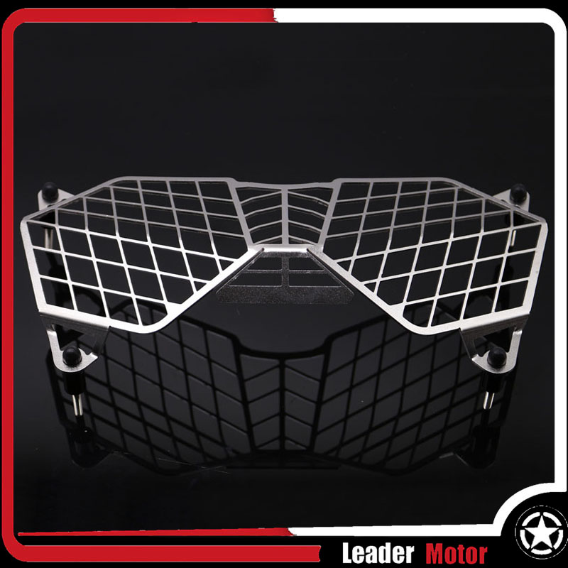 For TRIUMPH TIGER 1200XC EXPLORER 2012-2017 Motorcycle Accessories Headlight Grille Guard Cover mtkracing motorcycle accessories headlight grille guard cover for honda cb500x cb 500x 2016 2017