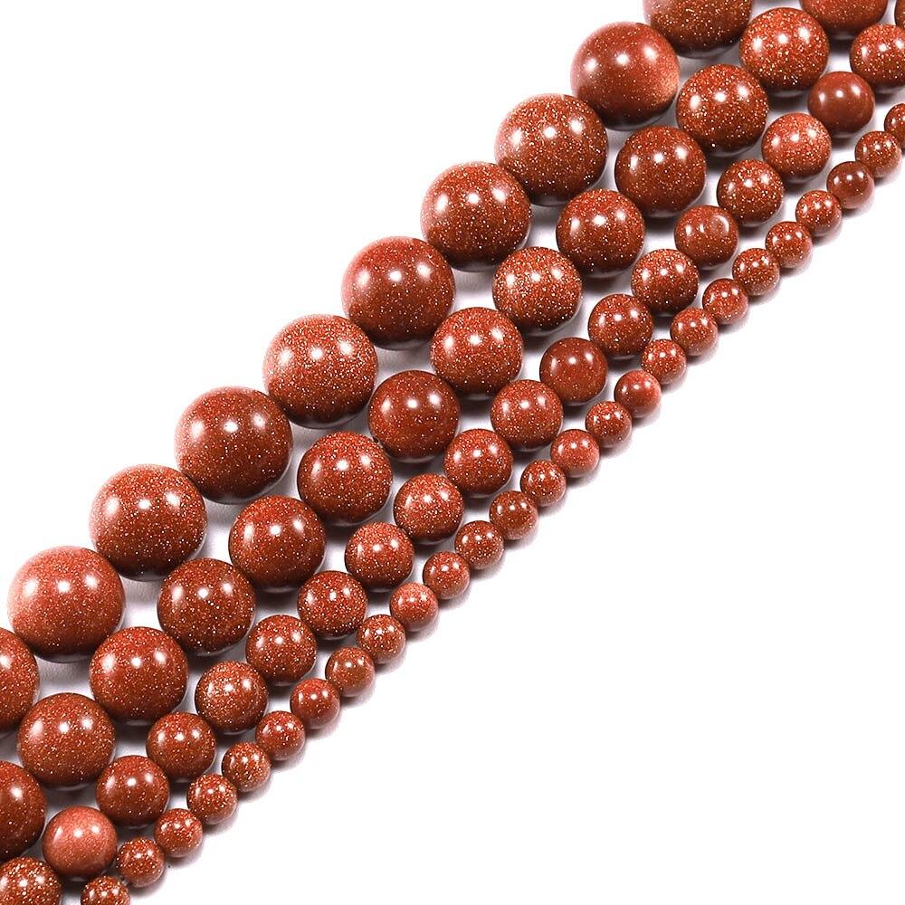 AVENTURINA redonda granos 8mm Azul 40 piezas Piedras Preciosas bricolaje artesanías de fabricación de joyas