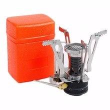 E-gear печи горелка газовая edc горелки складная сверхлегкий оборудования пикник кемпинг